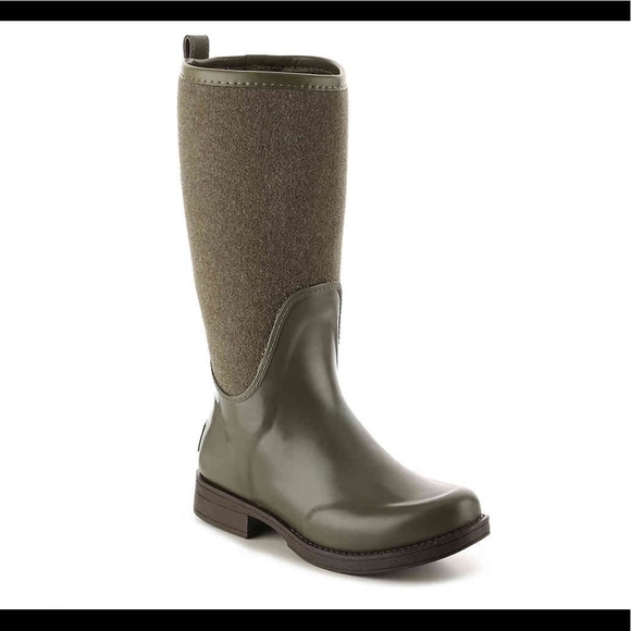 2dd0663404a !!!NEW UGG REIGNFALL WATERPROOF color:BURNT OLIVE NWT